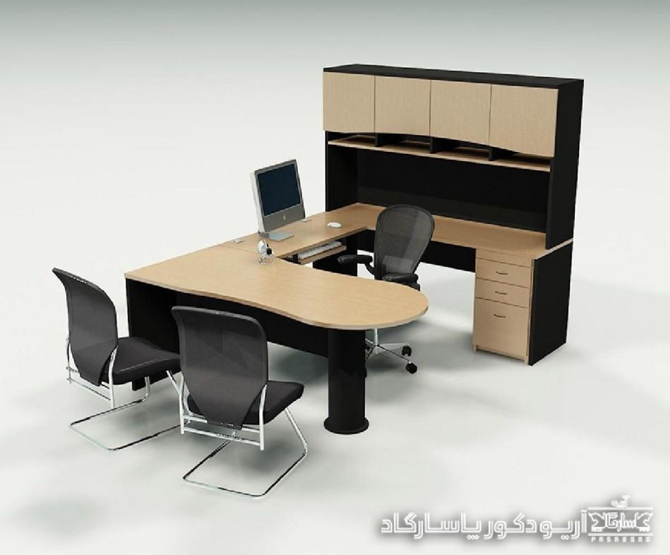 طراحی دکوراسیون اداره